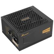 海韵  PRIME ULTRA 旗舰金 850W (80PLUS金牌/十二年质保/全模组/静音/支持风扇停转模式