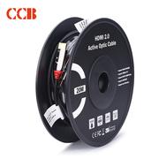 CCB HD-1010 HDMI线2.0版4K数字高清线3D视频线数据线 电视机顶盒连接线 18Gbps  10米