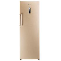 海信 252升 立式家用冷冻柜 风冷无霜电冰箱 电脑控温冰柜 一级能效(流光金) BD-252WT产品图片主图