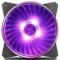 酷冷 MasterFan MF120L RGB机箱风扇(均衡型风扇/旋翼扇叶/12cm/同步4大板商RGB灯效)产品图片2