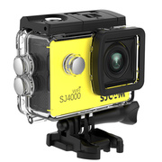 SJCAM SJ4000 WIFI (黄色) 运动澳门金沙国际网上娱乐 1080P高清户外骑行航拍防水DV山狗摄像机