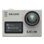 SJCAM SJ6 LEGEND(银色) 运动澳门金沙国际网上娱乐 户外dv航拍潜水骑行防水防抖数码4K高清摄像机