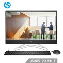 惠普 小欧 24-f020 23.8英寸商用办公一体机电脑(J5005 4G 1T 无线网卡 FHD)产品图片主图