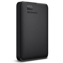 西部数据  Elements 新元素系列 2.5英寸 USB3.0 移动硬盘 2TB(BUGZ0020BBK)产品图片主图