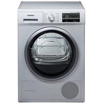 西门子  9公斤 进口干衣机 LED显示 电脑控制  原装进口 (银色)WT47W5680W产品图片主图
