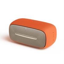 漫步者 BIGBUN 迷你蓝牙便携立体声音响 亮橙色产品图片主图