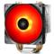 九州风神 玄冰400幻彩版CPU风冷散热器(多平台/支持AM4/4热管/智能温控/幻彩/12CM风扇/附带硅脂)产品图片3
