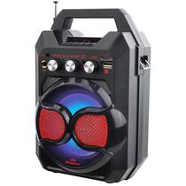 纽曼  K88 大功率户外广场舞音响 便携式手提蓝牙音箱低音炮 插卡迷你扩音器 红色产品图片主图