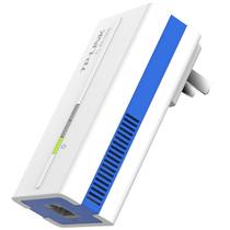 TP-LINK TL-PA1000 1000M 千兆有线电力线适配器单个装 电力猫穿墙宝 支持IPTV 搭配无线路由器使用产品图片主图