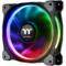 Thermaltake Riing Plus 12 LED RGB 机箱风扇(12cm风扇*1/1680万色/12颗LED灯/防震安装/LED导光圈)产品图片1