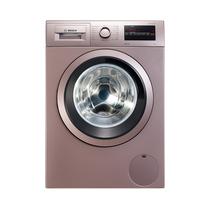博世 9公斤 变频 滚筒洗衣机 静音 除菌 夜间洗 冲锋衣(玫瑰金)XQG90-WAP242669W产品图片主图