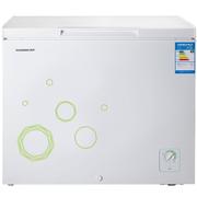 容声  205升 冷藏冷冻转换冰柜 节能单温冰箱 家用商用冷柜 一级能效 青柠 BD/BC-205MS