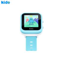 KIDO 儿童手表K2W 4G全网通 智能儿童电话手表 360度安全防护 防水版 小小天才男孩礼物 6重定位 学生蓝色产品图片主图