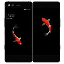 中兴 天机Axon M 折叠双屏智能手机 6GB+128GB 黑色 移动联通电信4G手机产品图片主图