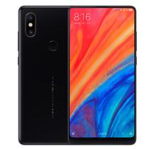 小米 MIX2S 全面屏游戏手机 6GB+64GB 黑色 全网通4G 陶瓷手机产品图片主图