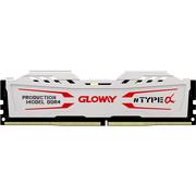 光威 TYPE-α系列 DDR4 8G 2400 台式机电脑内存条(天使白)
