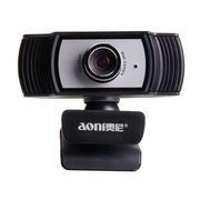 奥尼 C33 HD1080P 高清USB摄像头 带麦克风 台式机澳门金沙国际娱乐电脑智能美颜美白 直播主播摄像头
