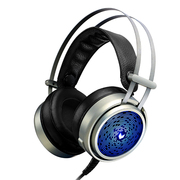 雷柏 VH50背光游戏耳机