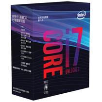 英特尔  i7 8700K 酷睿六核 盒装CPU处理器产品图片主图