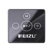 锐族  X15 16G 黑色 无损音乐 运动背夹蓝牙播放MP3产品图片主图