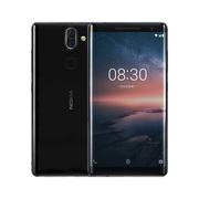 诺基亚 8 Sirocco 6GB+128GB 黑色 全网通 移动联通电信4G单卡手机
