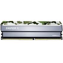芝奇  Sniper X 狙击系列 DDR4 3200频 8GB 台式机内存(陆军款)产品图片主图