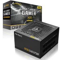 安钛克 HCG750 Gold 额定750W 模组电源(80PLUS金牌/全模组/十年质保/日系电容/电脑电源/吃鸡选择)产品图片主图