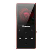 纽曼 mp3播放器 A66 红色 8G 无损音乐播放器 迷你随身听学生便携HIFI 带触摸mp3/mp4(不配耳机)