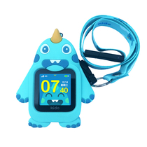 KIDO 智能儿童手表套k2s/k2w原装硅胶保护套蓝色产品图片主图