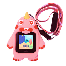 KIDO 智能儿童手表套k2s/k2w原装硅胶保护套粉色产品图片主图
