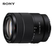 索尼 E18-135mm F3.5-5.6 OSS APS-C画幅中远摄变焦镜头 (SEL18135)产品图片主图