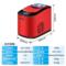 澳柯玛 家用商用冰淇淋机雪糕机全自动软质冰激凌机台式 红色 ICM-15A产品图片2