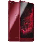 锤子  坚果 3 全面屏双摄 全网通4G手机 双卡双待 酒红色 4+64GB
