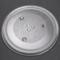 IT-CEO J03679 微波炉转盘 微波炉玻璃托盘盘子 适用美的/格兰仕/松下/三洋 直径31.5cm中心三角Y型产品图片1