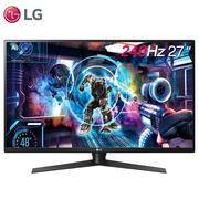 LG 27GK750F-B 27英寸 240Hz  AMD FreeSync 1ms响应 液晶显示器
