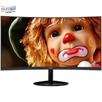 惠科 C240 23.6英寸1800R曲面VA广视角不闪屏滤蓝光纤薄微边吃鸡组装主机台式电脑显示器(HDMI/VGA接口)产品图片主图
