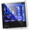 金河田 峥嵘R6白 游戏水冷DIY台式机PC电脑主机箱(ATX/M-ATX/ITX/长显卡/SSD/全侧透静音)产品图片4