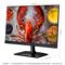 E2407+ 23英寸ADS广视角不闪屏微边框LED背光液晶显示器(VGA/DVI接口)产品图片3