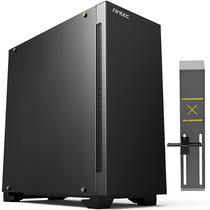安钛克 P110 静音版 中塔机箱(VGA显卡支架/1MM钢板/8+2PCI拓展槽/支持VR/静音棉)产品图片主图