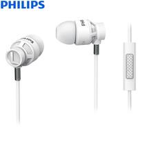 飞利浦 手机耳机 低音强劲 加固线缆 SHE5205(白)产品图片主图