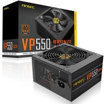 安钛克  VP550 Bronze 额定550W电源(80PLUS铜牌电源/120mm风扇/电脑电源/稳稳吃鸡)产品图片主图