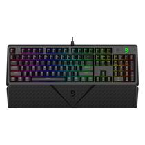 富勒 第九系 G900S RGB 幻彩背光机械键盘 104键原厂Cherry轴 樱桃轴机械键盘 红轴 黑色产品图片主图