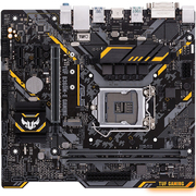 华硕 TUF B360M-E GAMING 电竞特工 主板 吃鸡 国民电竞游戏主板(Intel B360/LGA 1151)
