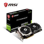 微星 GTX 1070 Ti Titanium  256BIT 8GB GDDR5 PCI-E 3.0 吃鸡显卡