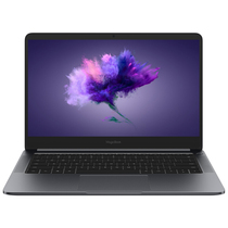 荣耀 MagicBook 14英寸超轻薄窄边框笔记本电脑(i5-8250U 8G 256G MX150 2G独显 指纹识别 正版Office)星空灰产品图片主图