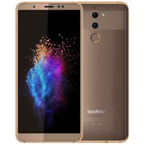 koobee F2智能拍照音乐手机 三摄高清成像 全网通双卡双待手机 摩卡金产品图片主图
