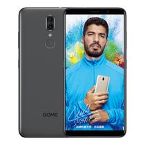 国美手机 Fenmmy Note 全面屏声纹手机 墨韵黑 全网通3GB+32GB产品图片主图