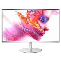 AOC C27V1QD 27英寸 1700R中心曲率 FHD高清 窄边框 中国节能产品认证 曲面显示器(HDMI+DP接口)产品图片主图