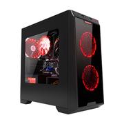 攀升(IPASON) AMD 锐龙R3 2200G 台式游戏电脑主机办公组装机