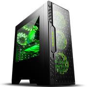 攀升(IPASON) i5 8600K/GTX1060 吃鸡游戏台式电脑主机组装整机